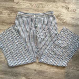 TOMMY BAHAMA WIDE LEG PANTS